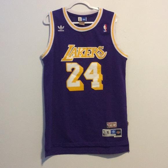 Vintage Adidas Kobe Bryant Jersey